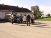 Besøg i Bosnien i forbindelse med transport