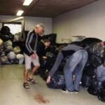 Elever fra Mariebjerg uddannelsescenter flytter tøj