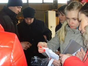 Hjælp til Ukraine